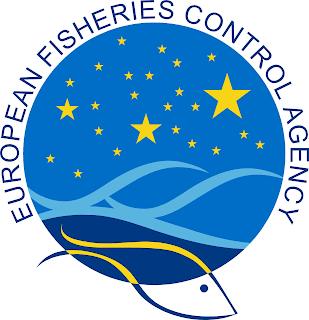 Logo de la Agencia Europea para el Control de la Pesca