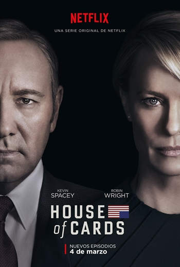 House of Cards Temporada 4 Completa 720p Latino