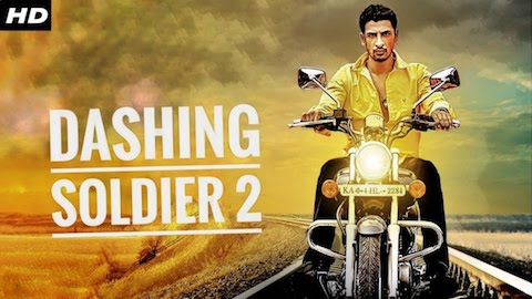 Dashing Soldier 2 (2019) Hindi Dubbed 800MB HDRip 720p