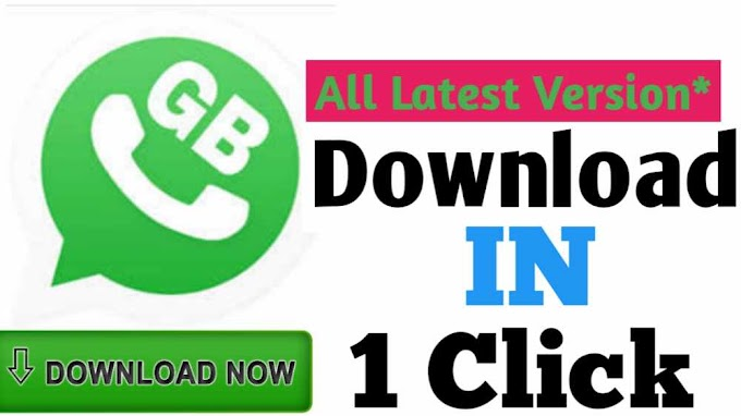 GB Whatsapp App Download In 1 Click All Latest Version Updated Link Added