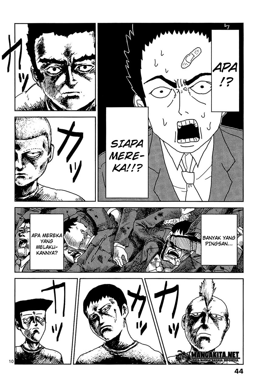 Mob Psycho 100 Chapter 12-10