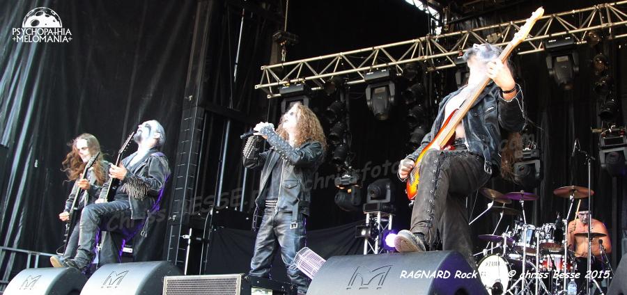 Malmort @Ragnard Rock Fest 2015, Simandre-sur-Suran 18/07/2015