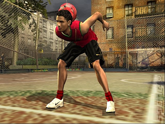FIFA Street 2 PS2 GAME ISO Gameplay