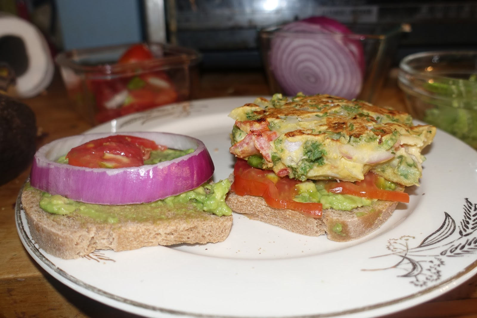 CHICKPEA BURGERS   TY'S CONSCIOUS KITCHEN STYLE - GUMBOHAIR
