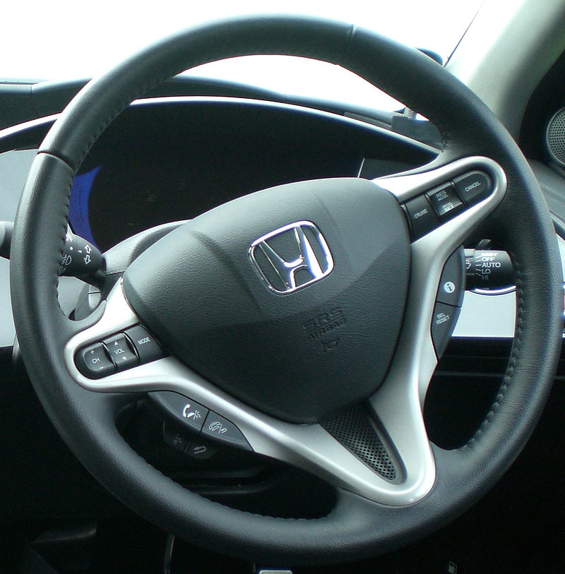 The Star Had Reported That A Lady Driving Her Honda City D In Seriously Minor Accident Steering Wheel Airbag Car Deployed On Impact And