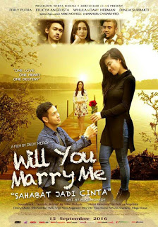 Will You Marry Me (2016) DVDRip 360p 480p 720p