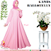 Gamis Ballotelly Pink - Rp 145.000