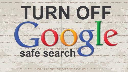 Cara Mengatasi Safe Search Tidak Bisa Dimatikan