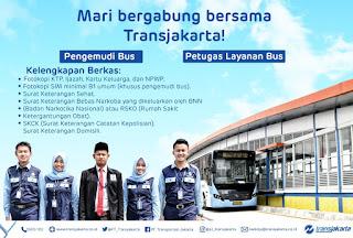 Lowongan Kerja PT Transportasi Jakarta (Transjakarta)