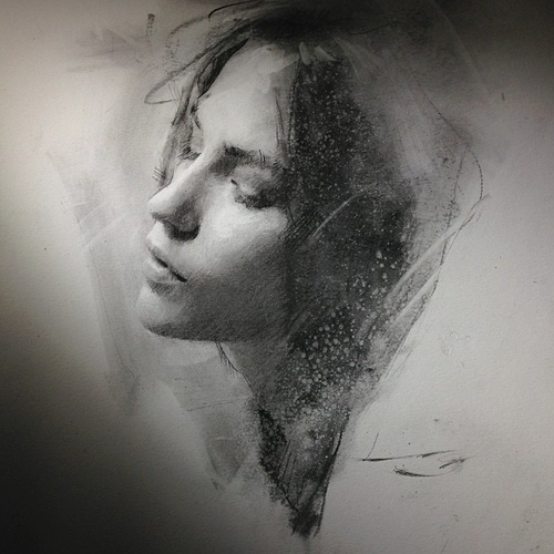 04-Casey-Baugh-Portrait-Drawings-of-Charcoal-Studies-www-designstack-co