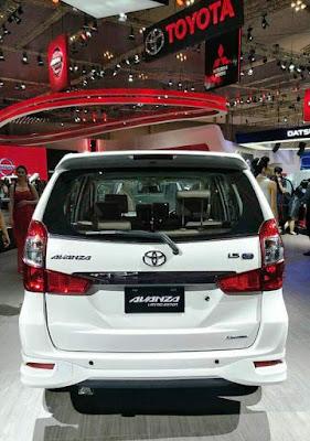 Toyota Avanza Promo Diskon Akhir tahun 2018