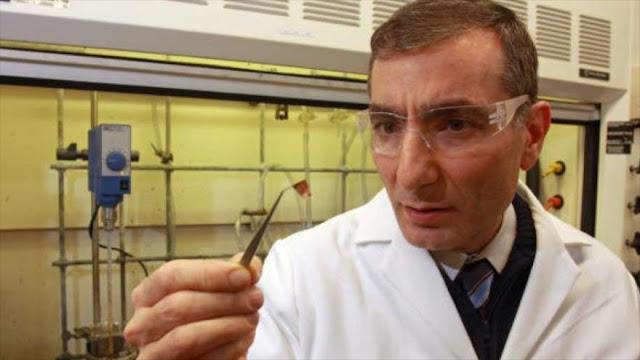 Químicos producen espuma de grafeno con impresión 3D
