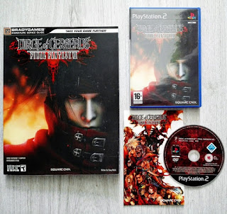Dirge of cerberus: FFVII collection jeu
