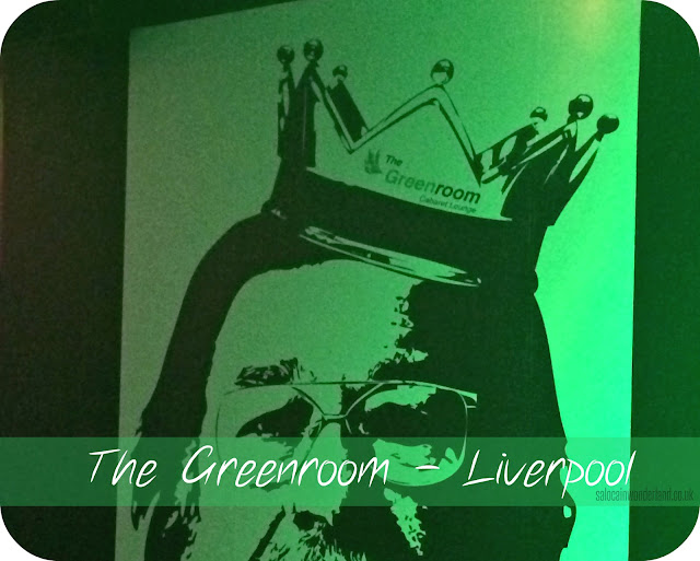 the greenroom liverpool