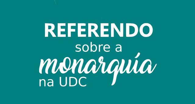 Resultados del referéndum en la Universidade da Coruña: gana la República