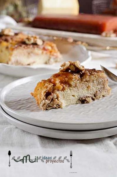 pastel-queso-nueces-membrillo-microondas4