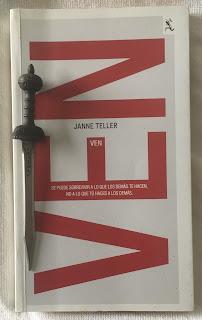 Portada del libro Ven, de Janne Teller