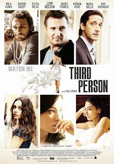 Film Third Person 2014 Bioskop