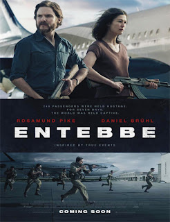 Entebbe (Rescate en Entebbe) (2018)