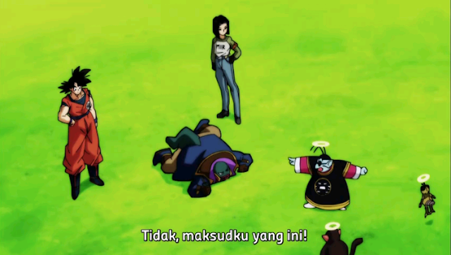 Dragon Ball Super Episode 87 Subtitle Indonesia