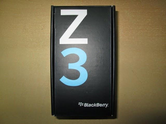 Dus Blackberry Z3 Dijual