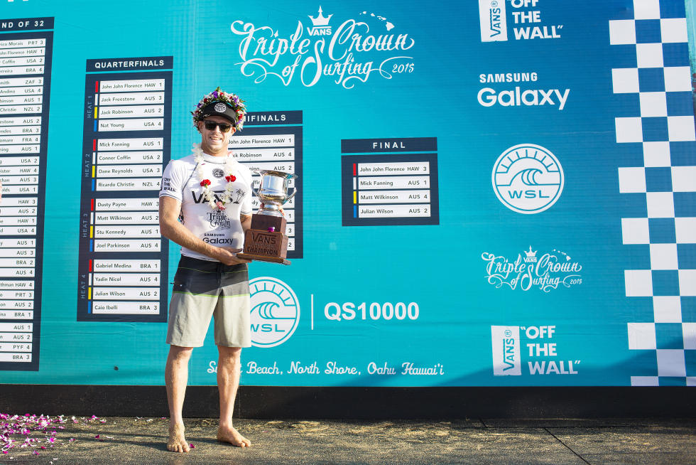 3 Mick Fanning 2015 Vans World Cup Fotos WSL Kirstin Scholtz