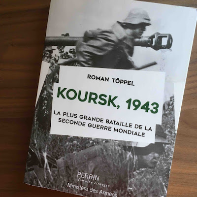 Roman Toppel revient sur la plus grande bataille de chars de l'Histoire : Koursk, 1943