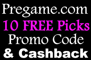 PreGame Promo Code February, March, April, May, June, July 2016