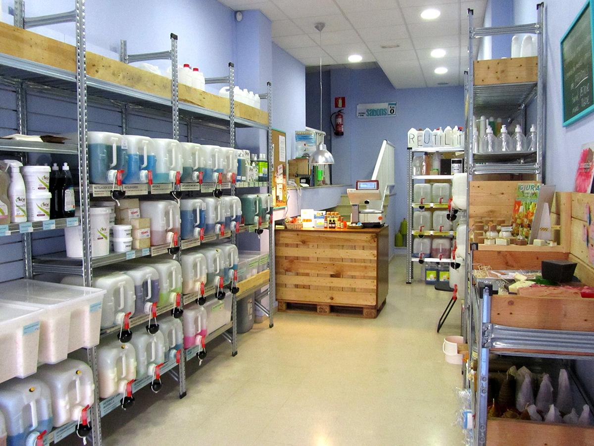 La buscadora de internet sabons km0 tu tienda de for Articulos de jardineria