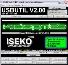 USBUTIL 2.1 LOGICIEL PS2 GRATUIT TÉLÉCHARGER