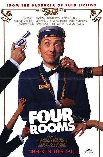 Neko Random: Four Rooms (1995 Film) Review
