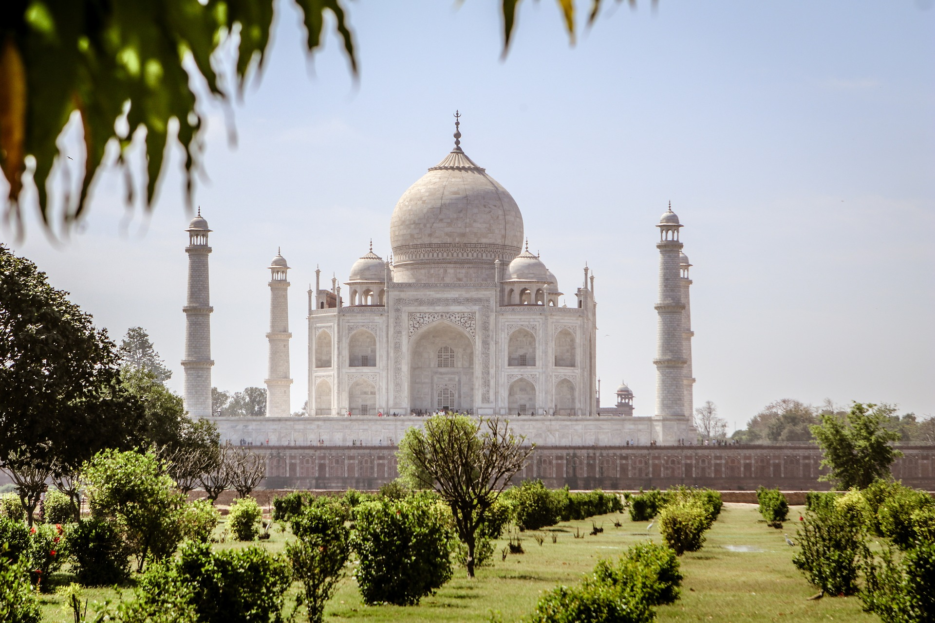 Taj Festival 2019 in Agra, India