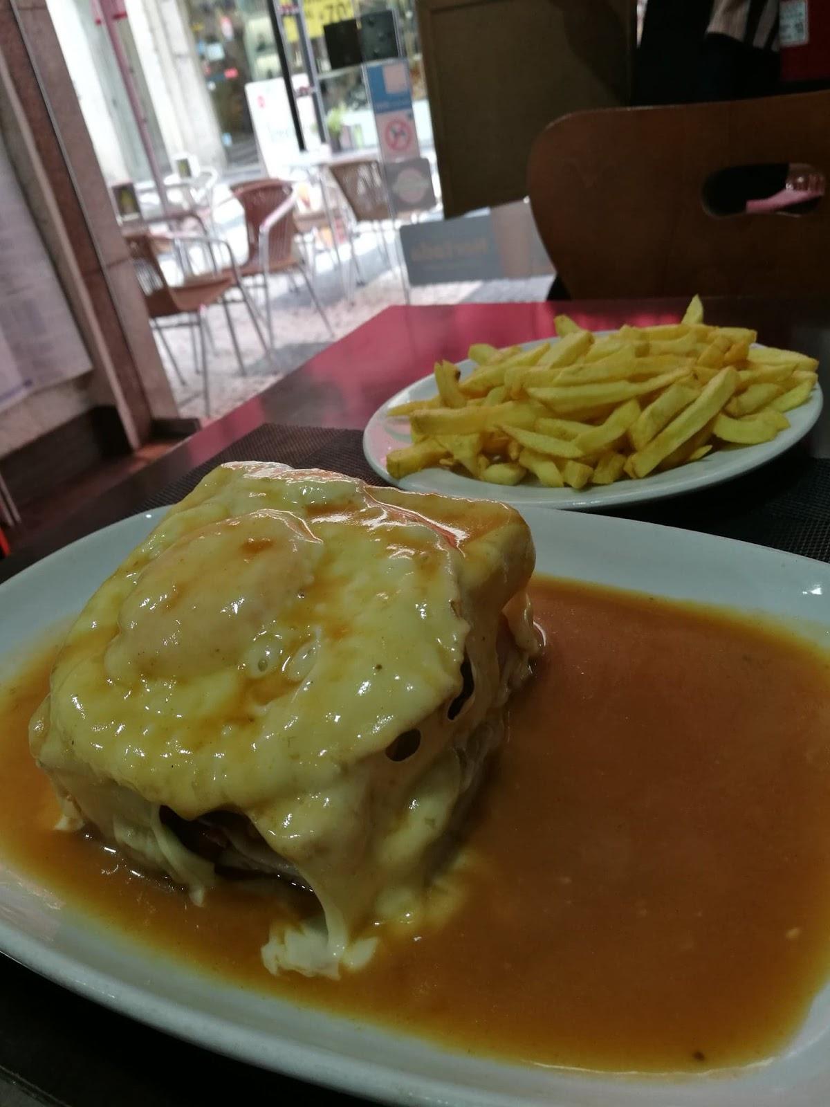 jedzenie Porto