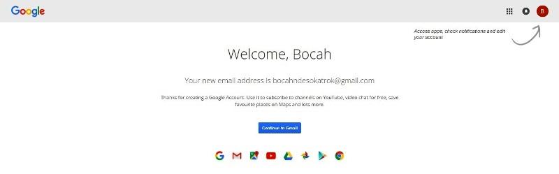 Langkah Langkah Membuat Email di Gmail Terbaru - RESEP USAHA