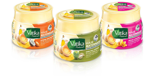 Vatika Hair Mayonnaise