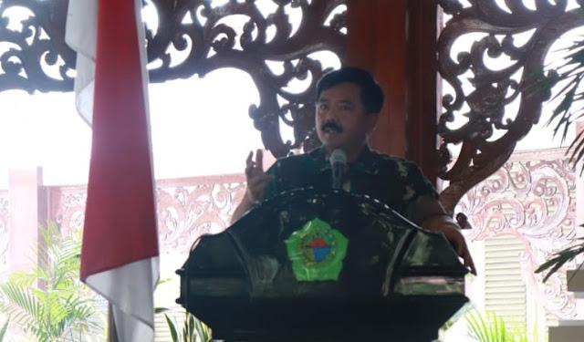 Panglima TNI: Perbedaan Harus Menjadi Kekuatan