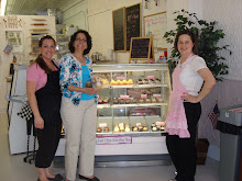Visiting Ava's Cupcake Shoppe in Rockway