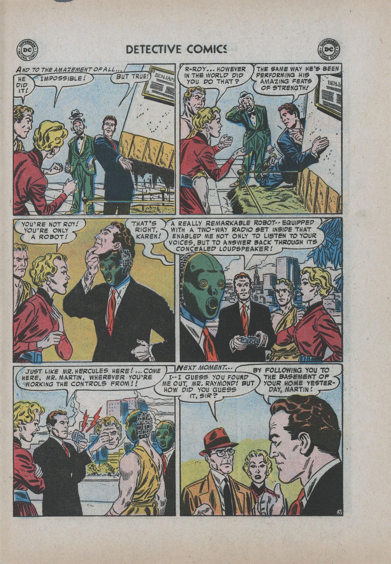 Detective Comics (1937) 223 Page 31