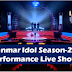 Myanmar Idol Season-2 Top-3 Performance Live Show ( 16.3.2017 - ည ၉း၀၀ )