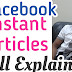 Facebook Instant Articles Full Explain in Tamil | Facebook Business Tips | Instant Articles Tamil | HTEM