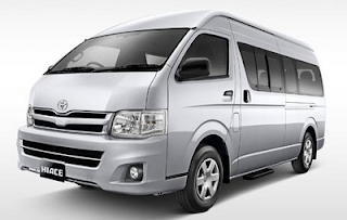 Harga All New Toyota HIACE