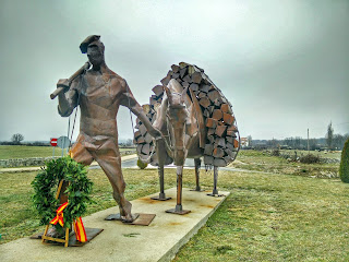 Homenaje a los Gabarreros