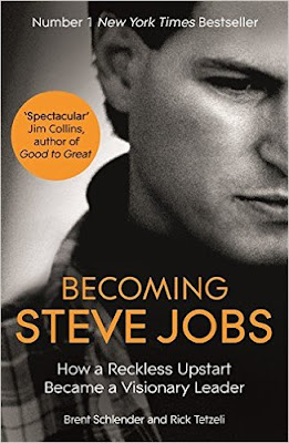 Download Free Becoming Steve Jobs: The Evolution of a Reckless Upstart into a Visionary Leader Book PDF