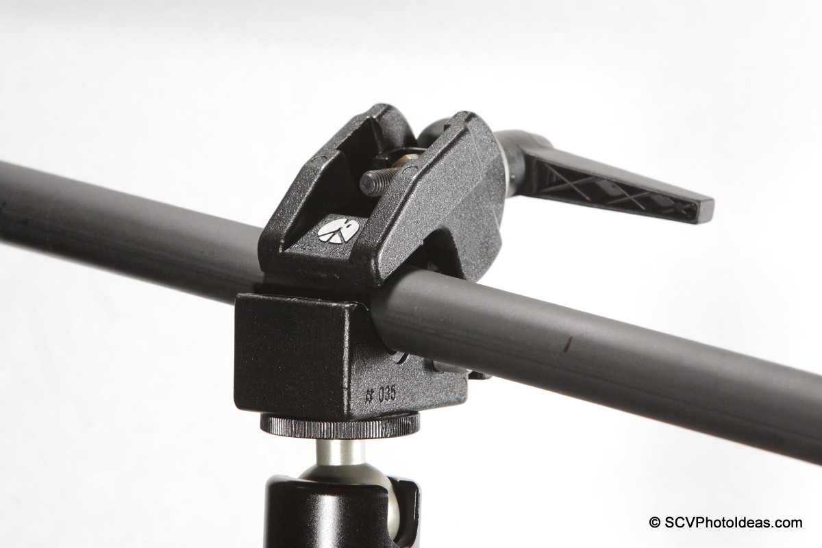 Triopo RS-3 w/ Manfrotto SC35 & Tube tilt