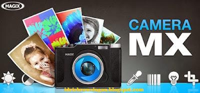 Aplikasi Camera MX Di Android
