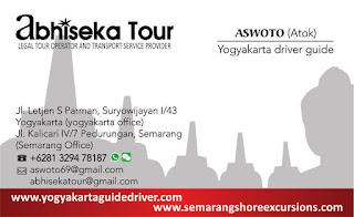 yogyakarta rent car with driver