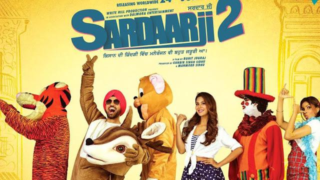 Sardaarji 2 2016 720p DVDrip Full Movie Download Free