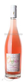 Orgadélice rosé 2015 - AOC Saint-Chinian Rosé