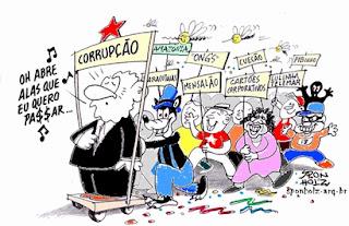 A Estação PT e a destruição do Brasil