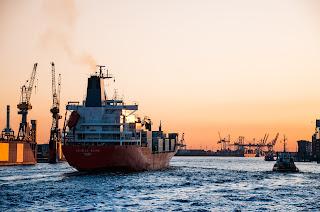 saham transportasi laut